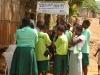 Jesus Booth, Sierra Leone, Africa 2009