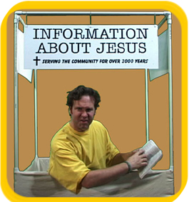 information about Jesus