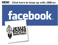 Jesus Booth on Facebook